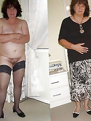 German mature businesswomen getting pleasured on camera