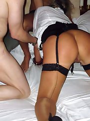 Dazzling dame enjoys oral sex very much