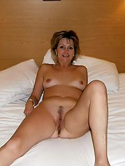 Fantastic mature ladies in perfect shape
